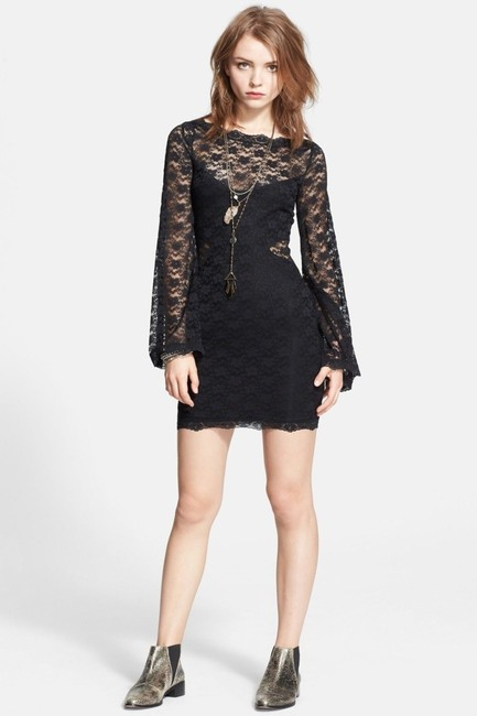 Free People Lovely Bodycon Dress
