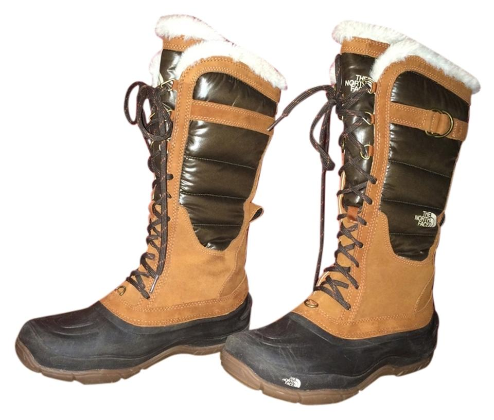 The Boots/Booties North Face Camel/Brown Shellista Boots/Booties The e1c039