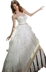 DaVinci Bridal 50132 Wedding Dress