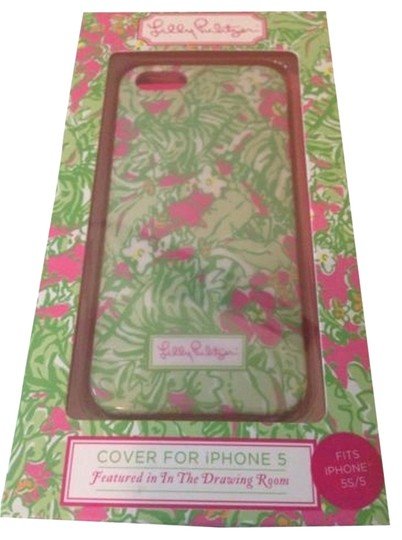 Lilly Pulitzer Lilly Pulitzer iPhone 5/5S Cover The Drawing Room