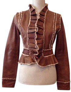 Moda International Brown Jacket