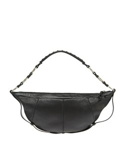 Saint Laurent Yves Leather Hobo Bag