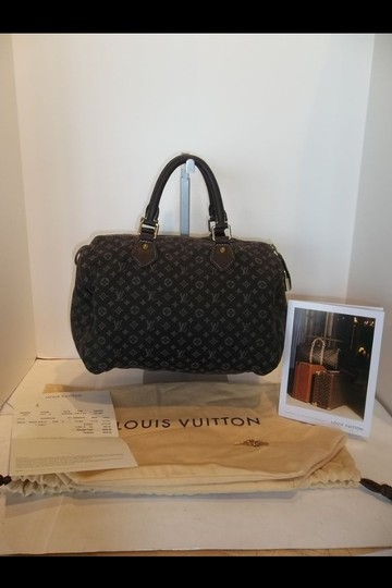 Louis Vuitton Satchel in Ebene