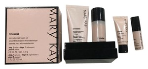 Other Mary Kay Timewise Microdermabrasion Plus Set (Full-size) w/ Mini Timewise Microdermabrasion Refine and Pore Minimizer set and FREE GIFT with Purchase