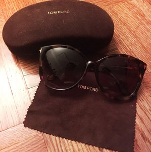 Tom Ford Tom Ford Alicia Oversized Sunglasses