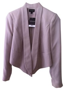 Topshop light pink but a bit ivory Blazer