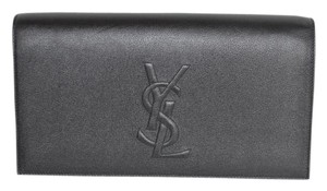 Saint Laurent Belle De Jour Black Clutch