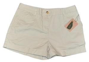 Forever 21 Contemporary Mini/Short Shorts Beige