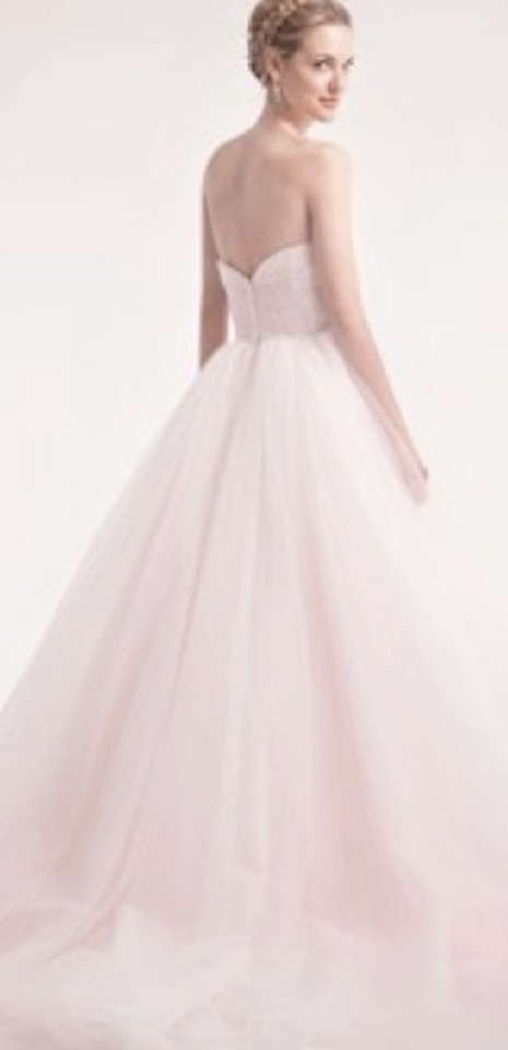 Alita Graham for Kleinfeld Pink Wedding Dresses - Up to 90% off at ...