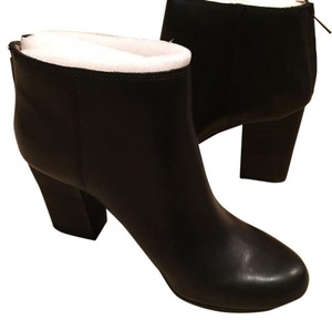 Madewell Leather True Black Boots