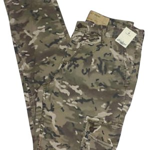 Lucky Brand Cargo Pants Mens Camo