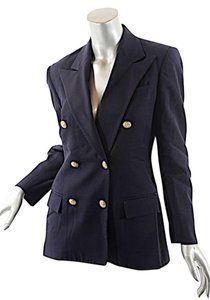 Ralph Lauren Nautical Navy Blazer