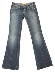 Paige Denim Boot Cut Jeans-Medium Wash