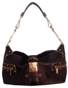 Louis Vuitton Suhali Leather Box Shoulder Bag