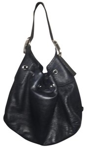 Cole Haan Leather Handbag Leather Hobo Bag