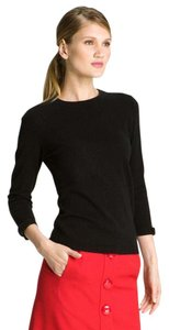 Kate Spade Bow Cashmere Wool Classic Sweater