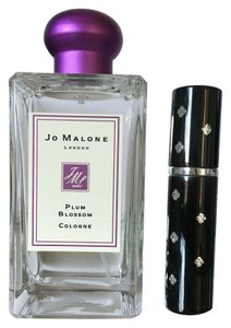 Jo Malone Jo Malone Plum Blossom Cologne 5ML Black Refillable Purse Spray