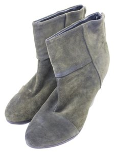 Rag & Bone & Green Penny Lane Green Booties Boots