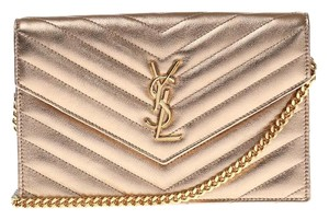 Saint Laurent Ysl Wallet Cross Body Bag