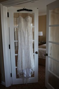 Baracci Haute Couture Custom Made Wedding Gown Wedding Dress