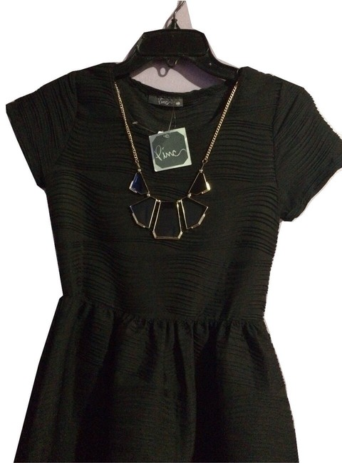Pinc Necklace Juniors Little Dress