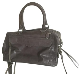 Rebecca Minkoff Satchel in Grey