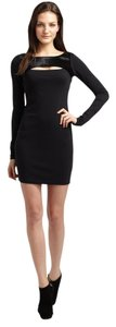 Elizabeth and James short dress Black Victoria Beckham Dvf on Tradesy