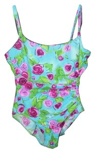 Cole of California Cole of California floral one piece bathing suit one piece