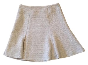 Anthropologie Skirt Grey