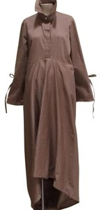 Khaki also in black Maxi Dress by Other