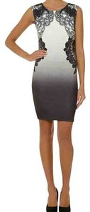 Doll & Frog Doll&frog Lace Diamante Bodycon Dress