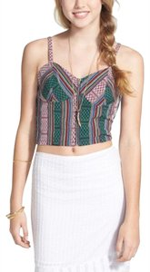 C. Luce Top Purple/Multi