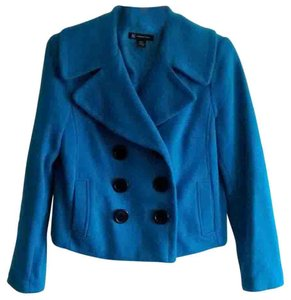 INC International Concepts Turquoise Blazer