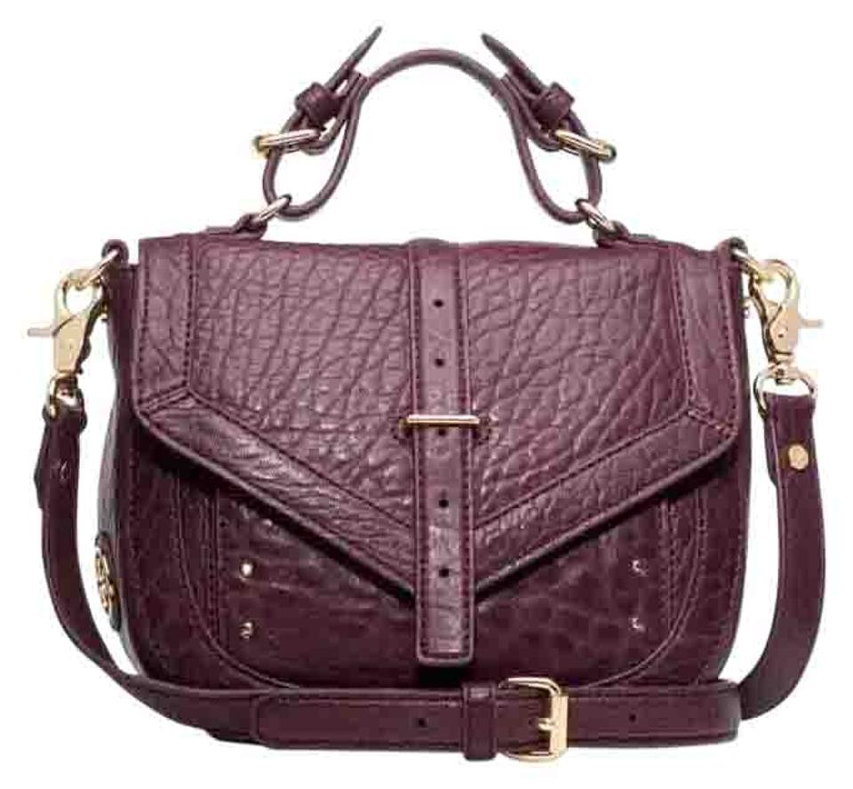 Satchel Tory Burch Tory Leather Purple Burch Purple Leather S0wRS