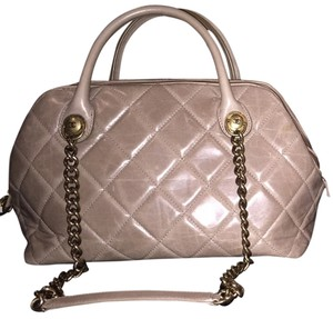 Chanel Satchel in Grey/taupe