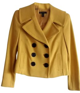 INC International Concepts Yellow, light mustard Blazer