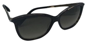 Dior New CHRISTIAN DIOR Sunglasses DIORMETALEYES2 6NYHA Tortoise Frames w/ Brown Gradient Lenses