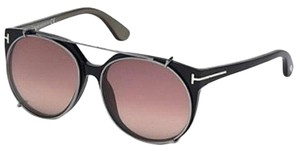 Tom Ford Tom Ford FT0370 Agatha Black/Rose Gradient