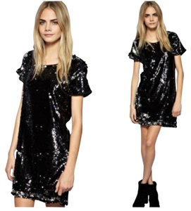 MINKPINK short dress metallic on Tradesy