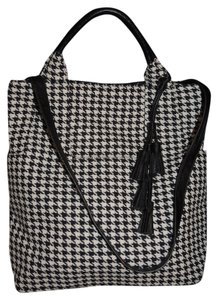 The Limited Tote in Black & White
