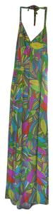 Multi color Maxi Dress by Trina Turk