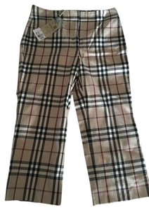 Burberry Capris Multi
