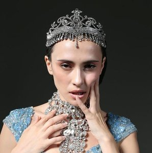 Crystal Crown Tiara