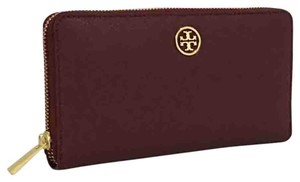 Tory Burch Robinson Multi-Gusset Zip Continental Wallet