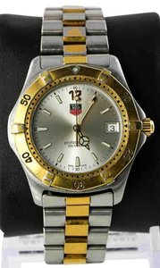 TAG Heuer Tag Heuer Professional Two Tone Watch.