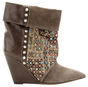 Isabel Marant Taupe/brown Boots