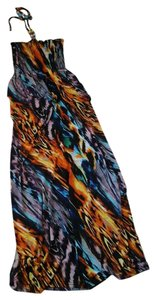 multi Maxi Dress by Just Love