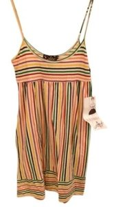 Jack by BB Dakota short dress Multi Stripe Brand New Unworn on Tradesy