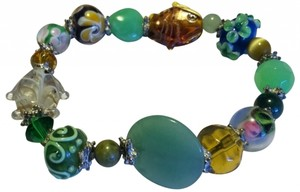 Other SALE Multicolored Glass Bracelet