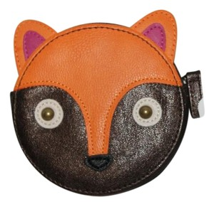 Other New Mundi Adorable Fox Change Purse